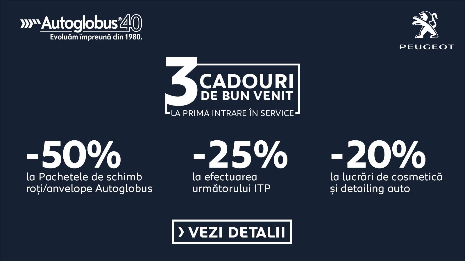 Autoglobus - Reparator Agreat Peugeot