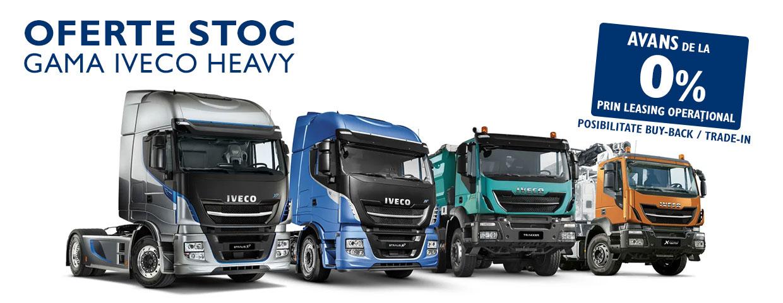 Oferte stoc Iveco Heavy
