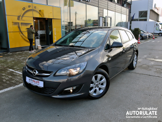 Opel Astra J 1.6 CDTi 110 CP