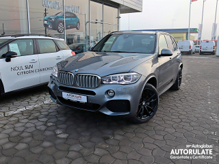BMW X5 4.0d 313 CP X-DRIVE AUTOMATIC M SPORT EDITION