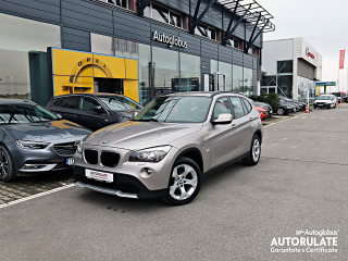 BMW X1 2.0 D 136 CP X-DRIVE