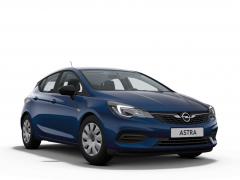 Opel Astra K 1.2 I 110 CP