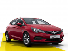 Opel Astra Elegance 1.2i 145 CP