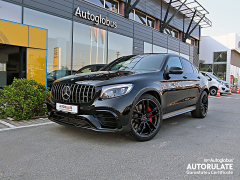 MERCEDES-BENZ GLC 63S COUPE 4MATIC 510 CP