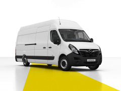 OPEL MOVANO L4H3 2.3DT 163CP